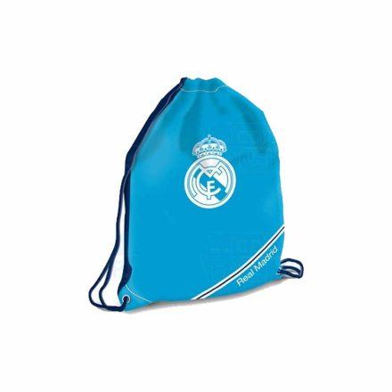 Real Madrid tornazsák világoskék