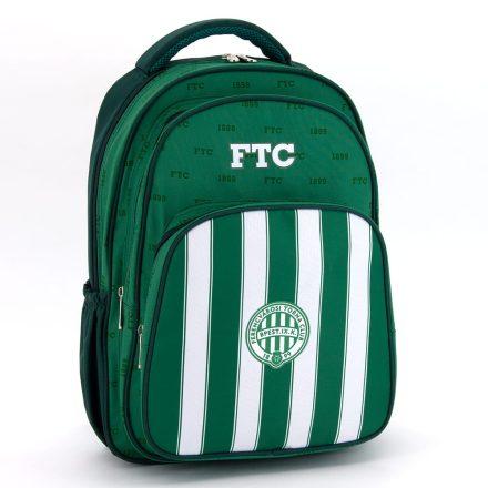 Fradi hátizsák 3 zipp FTC