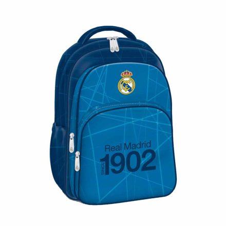 Real Madrid hátizsák 3 zip 1902
