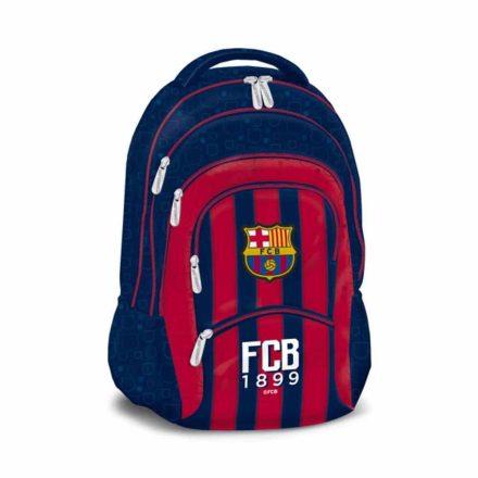 Barcelona hátizsák 5 zipp tinédzser FCB1899