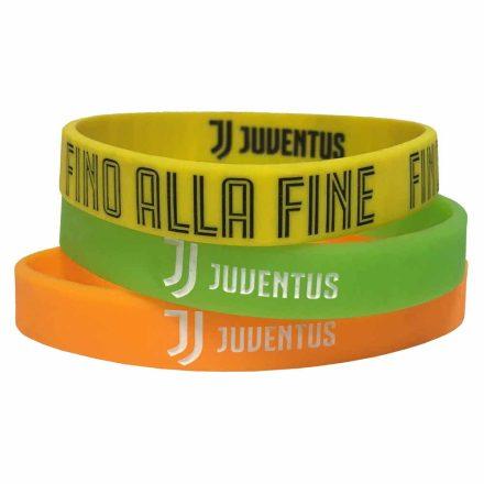 Juventus karkötő szilikon 3db-os FINO ALLA FINE JUFI02 felnőtt
