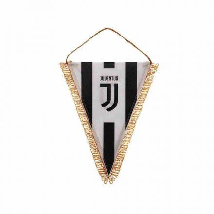 Juventus zászló autós háromszög csíkos JU1200