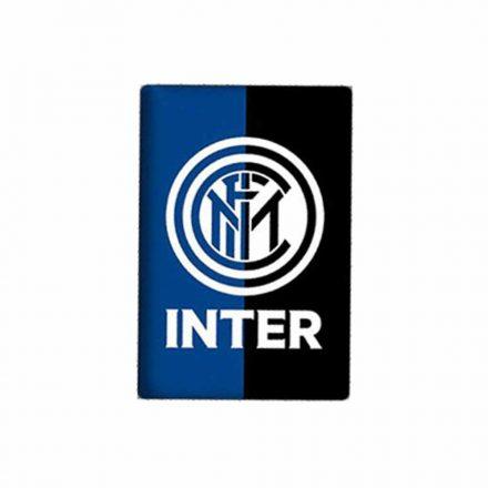 Inter hűtőmágnes fém csíkos IN1459