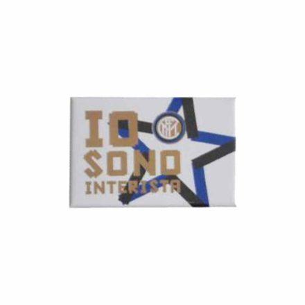 Inter hűtőmágnes IO SONO INTERISTA