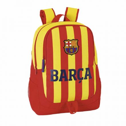 Barcelona hátizsák 2 zipp CATALAN