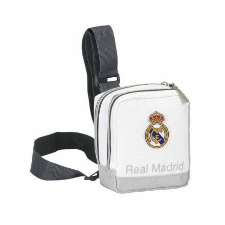 Real Madrid oldaltáska kicsi BLANCO