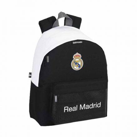 Real Madrid hátizsák 2 zipp CRESTA