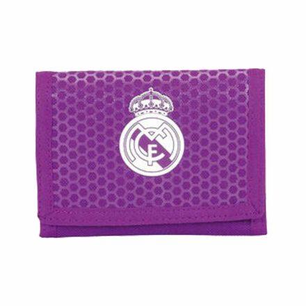 Real Madrid pénztárca lila 11677