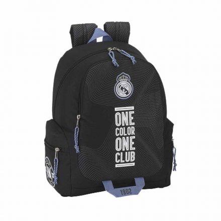 Real Madrid hátizsák 2 zip ONE COLOR