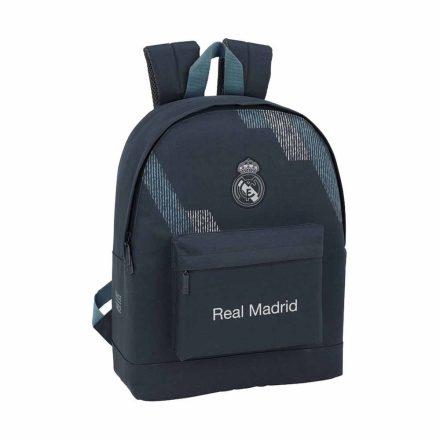 Real Madrid hátizsák 2 zip GRIS1