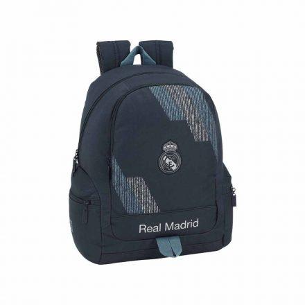 Real Madrid hátizsák 2 zip GRIS2