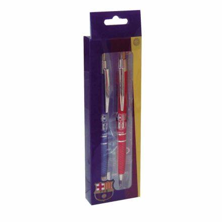 Barcelona tollkészlet 2 db-os fém SET-260-BC