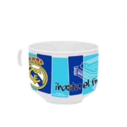 Real Madrid bögre cappuccino műanyag