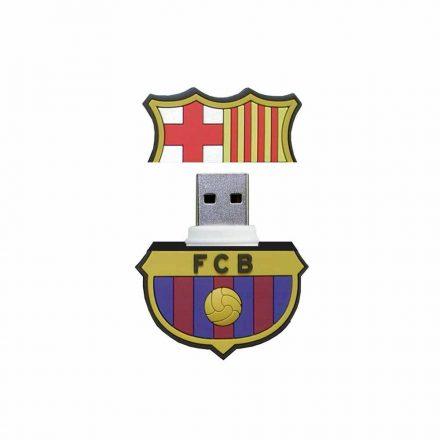 Barcelona USB pendrive címeres 8 Gb