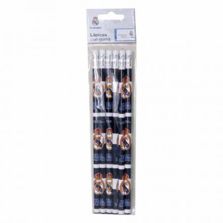 Real Madrid ceruza szett 6 db-os GS-504-RM