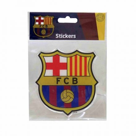 Barcelona matrica címeres nagy ST-61-BC