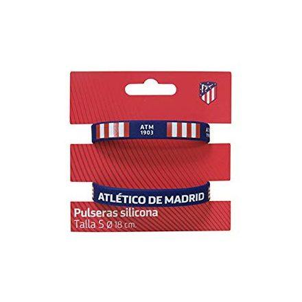 Atlético Madrid karkötő szilikon 2db-os PR-04-ATL gyerek