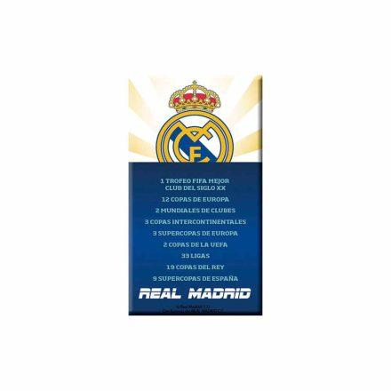 Real Madrid hűtőmágnes eredményekkel IM-30-RM