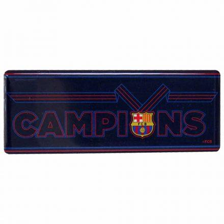 Barcelona hűtőmágnes Campions IM-35-BC