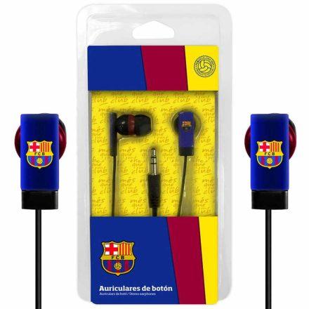 Barcelona fülhallgató kék 3006012