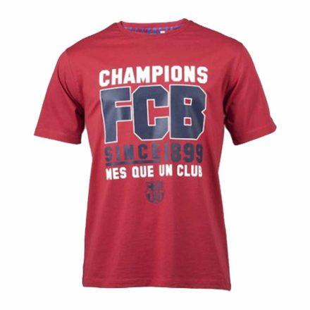 Barcelona póló felnőtt CHAMPIONS