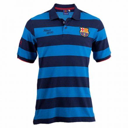 Barcelona póló felnőtt galléros SINCE1899