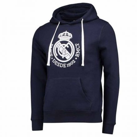 Real Madrid pulóver felnőtt kapucnis DESDE1902