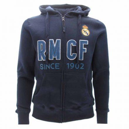 Real Madrid pulóver felnőtt kapucnis-zippes SINCE1902