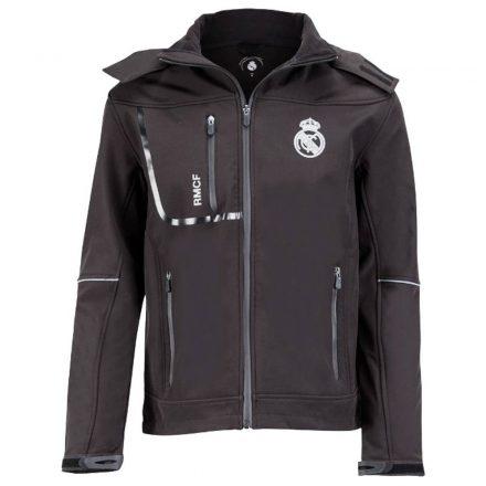 Real Madrid softshell kabát felnőtt