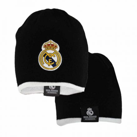Real Madrid sapka kötött kifordítható RM5GO2 felnőtt
