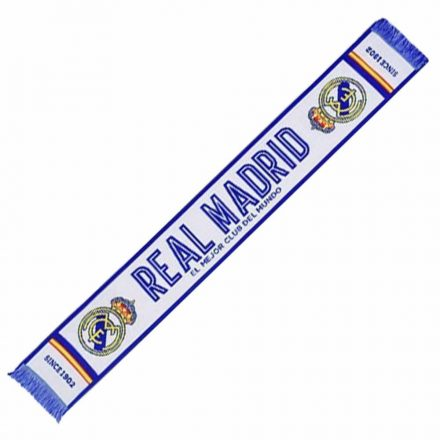 Real Madrid sál fehér-kék RM4BUF2