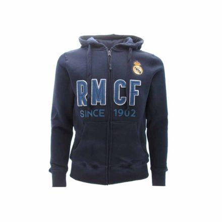 Real Madrid pulóver gyerek kapucnis-zippes SINCE1902