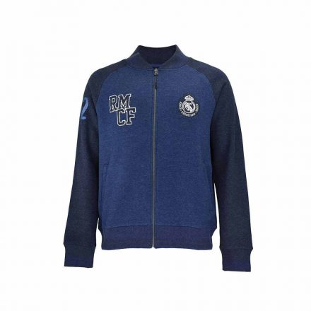 Real Madrid pulóver gyerek zippes RMCF