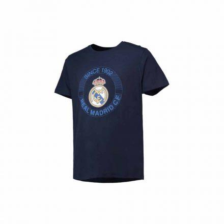 Real Madrid póló gyerek SINCE1902 sötétkék