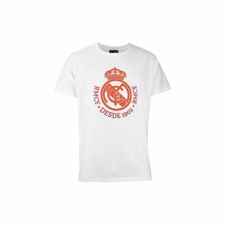 Real Madrid póló gyerek DESDE1902 fehér-piros