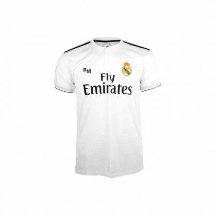 Real Madrid mez felső replika HOME RM18C1LP gyerek