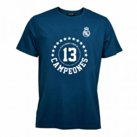 Real Madrid póló felnőtt CAMPEONES