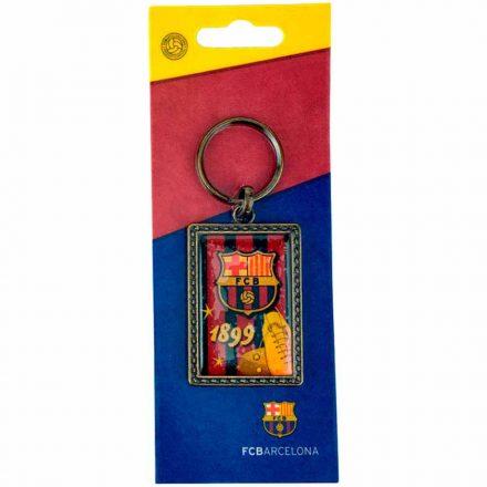 Barcelona kulcstartó RETRO1899