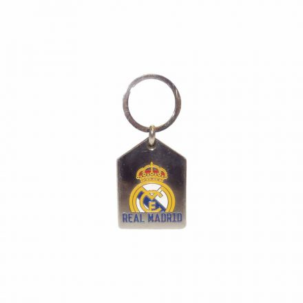 Real Madrid kulcstartó ötszög CRESTA