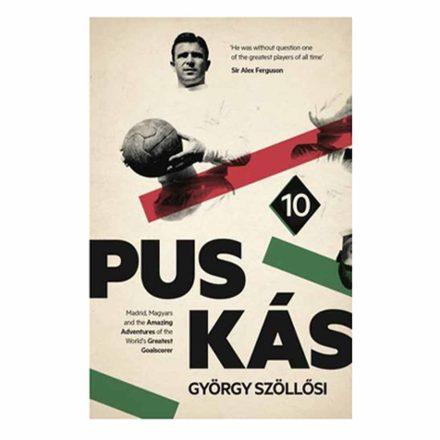 Puskás könyv - Szöllősi - angol