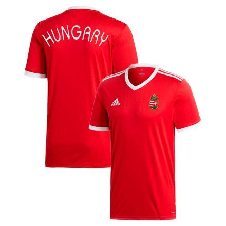 Magyarország mez felső szurkolói Adidas piros felnőtt HUNGARY